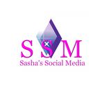 Sasha's Social Media Logo - Entry #32