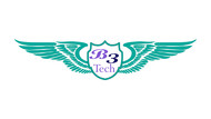 B3 Tech Logo - Entry #24