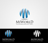 MiWorld Technologies Inc. Logo - Entry #120