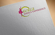 SURGE dance experience Logo - Entry #229
