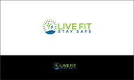 Live Fit Stay Safe Logo - Entry #1