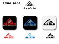 ALLRED WEALTH MANAGEMENT Logo - Entry #371