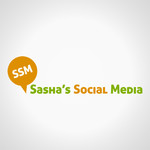 Sasha's Social Media Logo - Entry #128