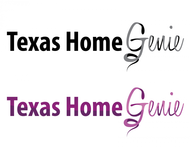 Texas Home Genie Logo - Entry #2