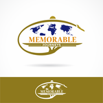 Memorable Journeys Logo - Entry #68