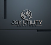 J&K Utility Services Logo - Entry #74