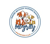 Integrity Puppies LLC Logo - Entry #17
