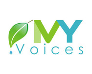 Logo for Ivy Voices - Entry #38