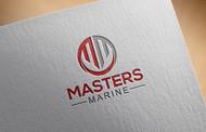 Masters Marine Logo - Entry #342