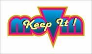 Keep It Movin Logo - Entry #69