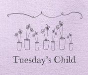 Tuesday's Child Logo - Entry #11