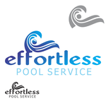 Effortless Pool Service Logo - Entry #52