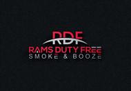 Rams Duty Free + Smoke & Booze Logo - Entry #82