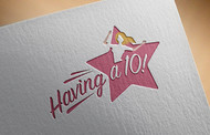 Having a 10! Logo - Entry #33