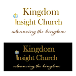 Kingdom Insight Church  Logo - Entry #147