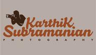 Karthik Subramanian Photography Logo - Entry #167