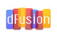 dFusion Logo - Entry #147