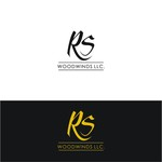 Woodwind repair business logo: R S Woodwinds, llc - Entry #126