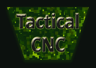 Tactical CNC Logo - Entry #19