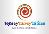 Topsey turvey tables Logo - Entry #124