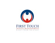 First Touch Travel Management Logo - Entry #48
