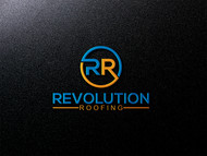 Revolution Roofing Logo - Entry #212