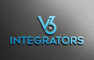 V3 Integrators Logo - Entry #187