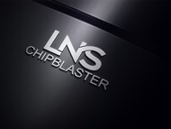 LNS CHIPBLASTER Logo - Entry #26