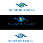 Emerald Tide Financial Logo - Entry #322