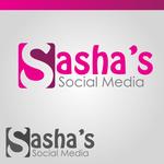 Sasha's Social Media Logo - Entry #12