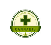 Natural Green Cannabis Logo - Entry #33