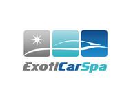 i need a logo for www.exoticarspa.com - Entry #44