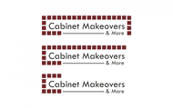 Cabinet Makeovers & More Logo - Entry #91