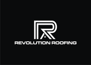 Revolution Roofing Logo - Entry #602
