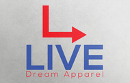 LiveDream Apparel Logo - Entry #252