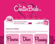 The Creative Bride Logo - Entry #86