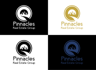 Pinnacles Real Estate Group  Logo - Entry #88
