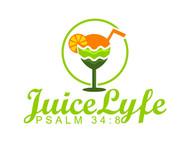 JuiceLyfe Logo - Entry #229