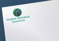 Needham Mechanical Systems,. Inc.  Logo - Entry #6