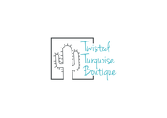 Twisted Turquoise Boutique Logo - Entry #16