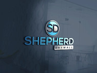 Shepherd Drywall Logo - Entry #67
