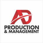 Corporate Logo Design 'AD Productions & Management' - Entry #13