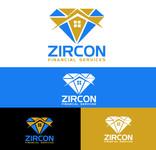 Zircon Financial Services Logo - Entry #227