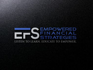 Empowered Financial Strategies Logo - Entry #116