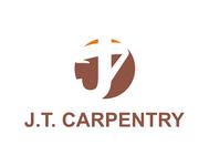 J.T. Carpentry Logo - Entry #100