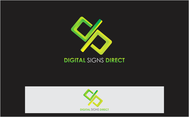 Digital Signs Direct Logo - Entry #19
