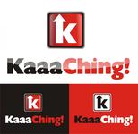 KaaaChing! Logo - Entry #96