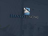 Hanko Fencing Logo - Entry #90