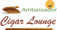 Ambassador Cigar Lounge Logo - Entry #8
