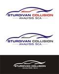 Sturdivan Collision Analyisis.  SCA Logo - Entry #199